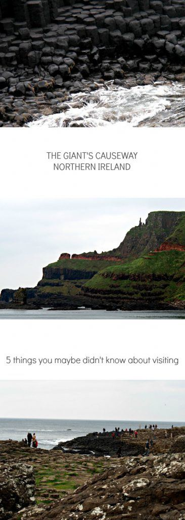 5 Things You Maybe Didn't Know About Visiting the Giant's Causeway in Northern Ireland. Ireland travel tips | Ireland vacation | IrelandFamilyVacations.com