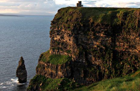 Cliffs of Moher Coastal Walk Shuttle with Bernard Clarke | Traveling in Ireland Podcast Episode 50