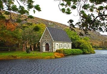 St. Finbarr's Oratory, Gougane Barra, County Cork