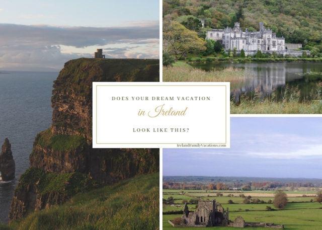 Amazing Ireland vacation spots. Get planning advice at IrelandFamilyVacations.com