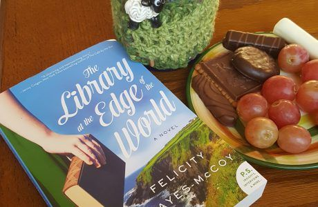 Felicity Hayes-McCoy and The Library at the Edge of the World | Traveling in Ireland Podcast Episode 40