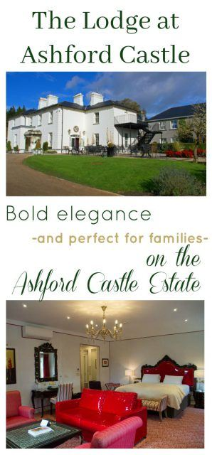 The Lodge at Ashford Castle on the Ashford Estate