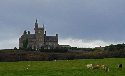 Classiebawn Castle, County Sligo