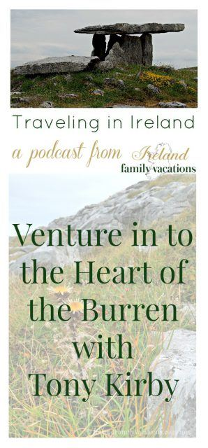 Heart of the Burren Guided Walks in County Clare Ireland