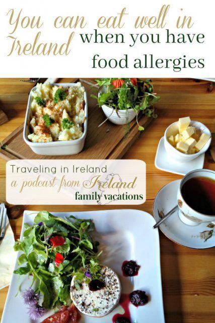 a pub meal at Kilshanny House, County Clare, Ireland