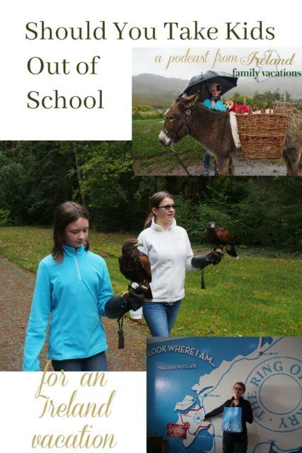 kids enjoying Ireland activities. Ireland travel tips.