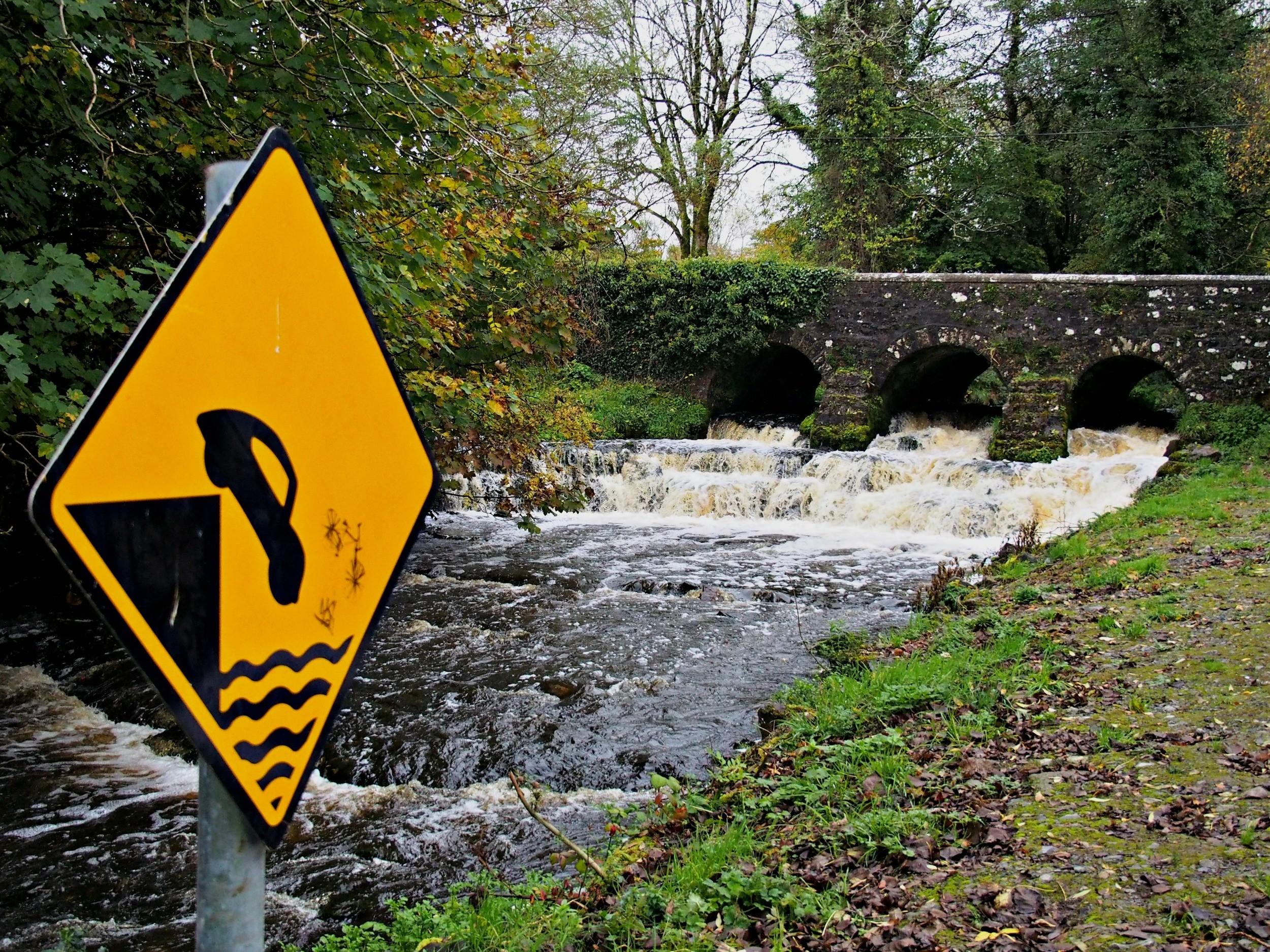 Killukin Cascade Waterfalls