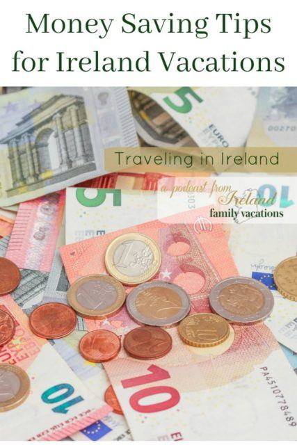 10 money saving tips for Ireland vacations. Use these tips to save money in Ireland and stay on budget!