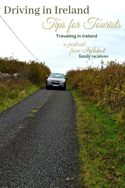 driving in Ireland tips