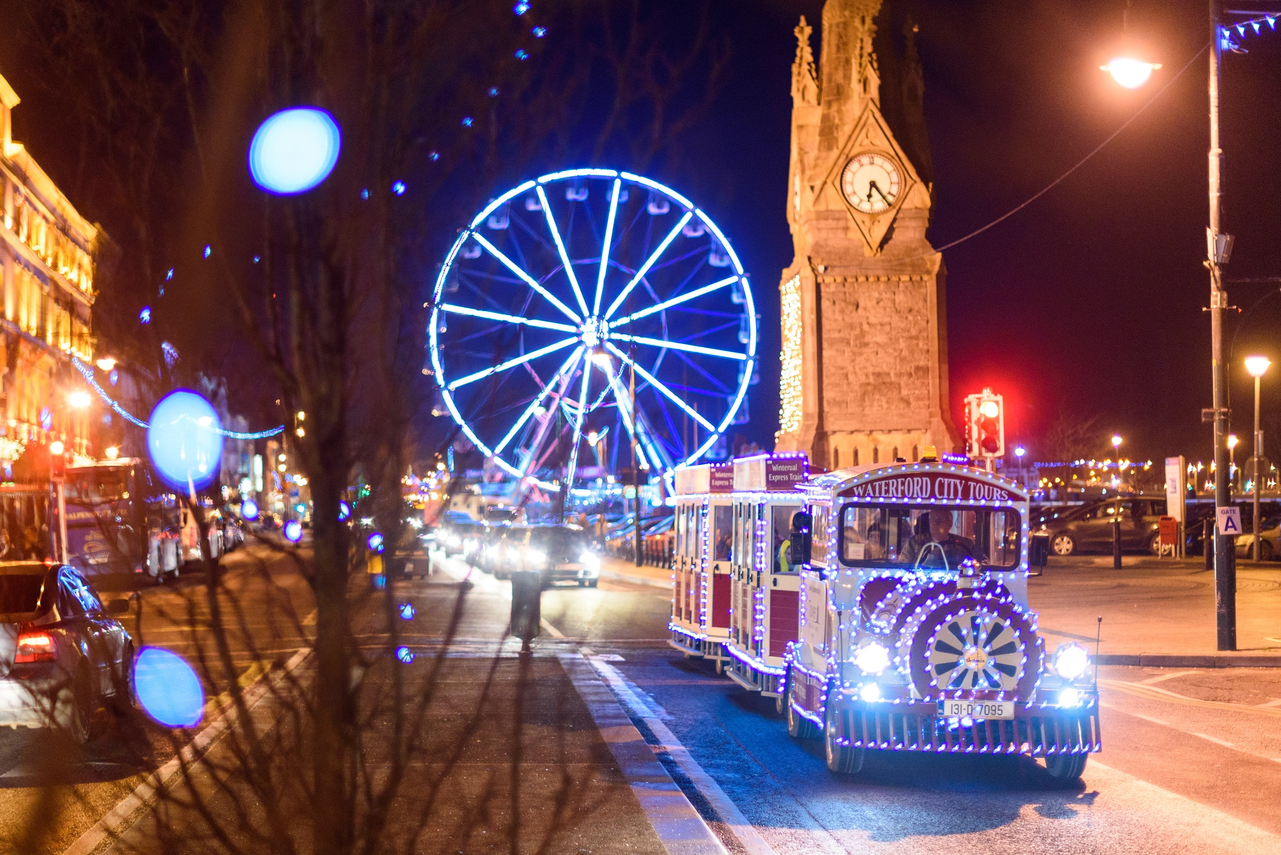 Winterval in Waterford, Ireland's Largest Christmas Festival | Traveling in Ireland Podcast Episode 62