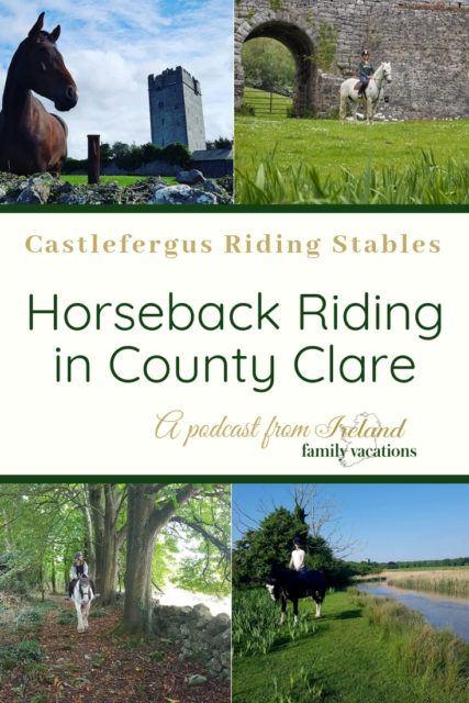 Horseback Riding in County Clare Ireland