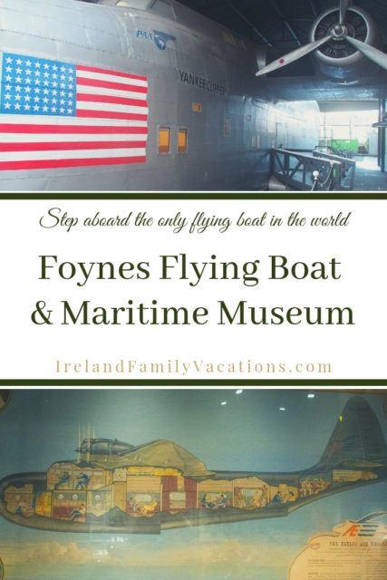 Foynes Flying Boat Museum, Foynes, County Limerick, Ireland