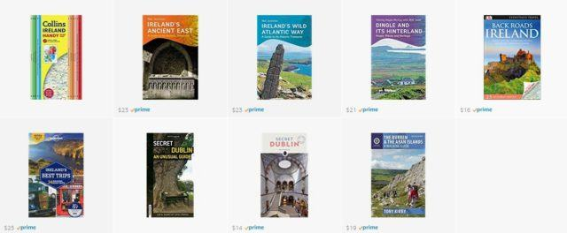 Recommended Ireland Travel Guides