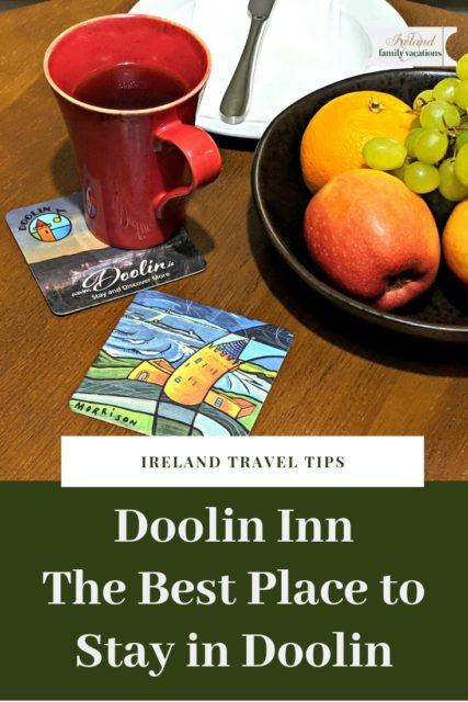 Doolin Inn | Best Place to Stay in the Burren