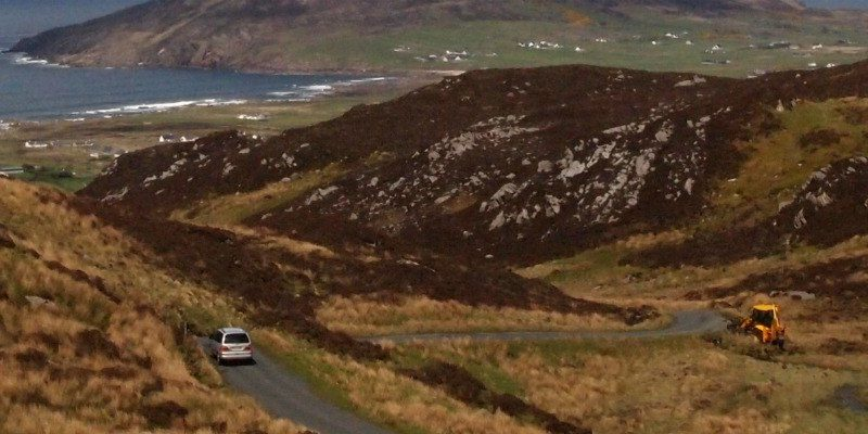 Ireland Rental Car Insurance: What is CDW Coverage and Why Do I Need It?