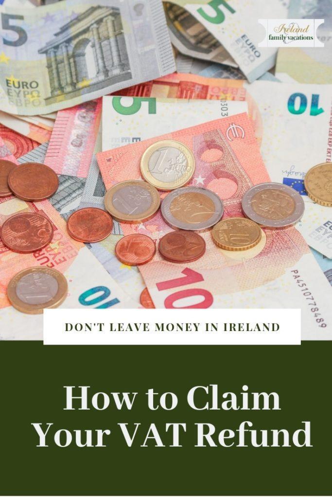 VAT refund Ireland