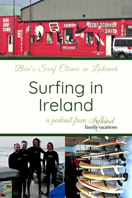 Where to go Surfing in Ireland