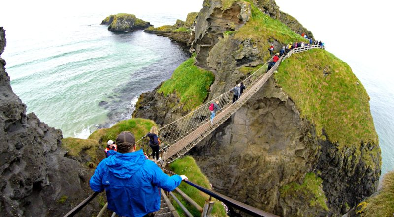What Most Tourist Guides Don't Tell You About Visiting Carrick-a-Rede Rope Bridge