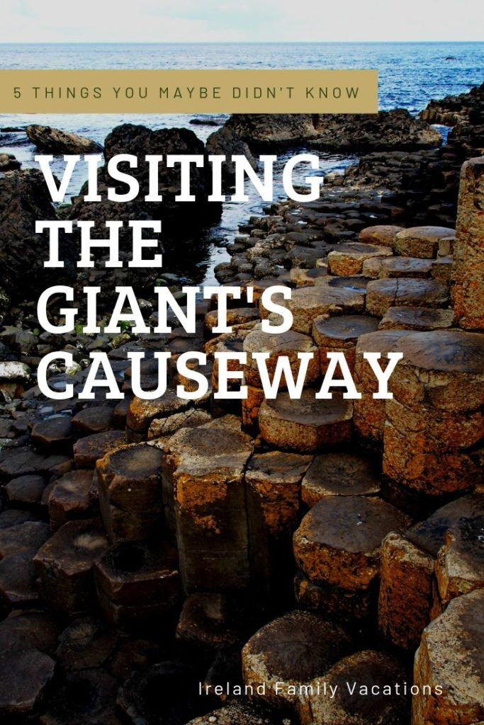tips for visiting the Giant's Causeway in Northern Ireland