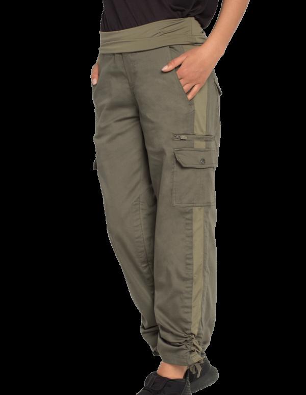 Great Ireland travel gear: SCOTTeVEST Margaux Cargaux Pants
