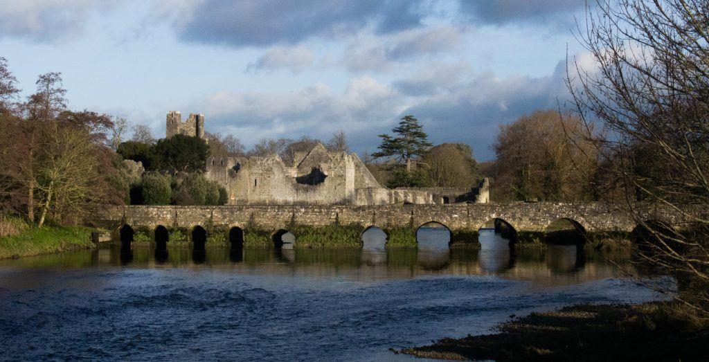 Adare Abbey, Adare, County Limerick, Ireland