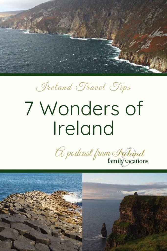 7 Wonders of Ireland