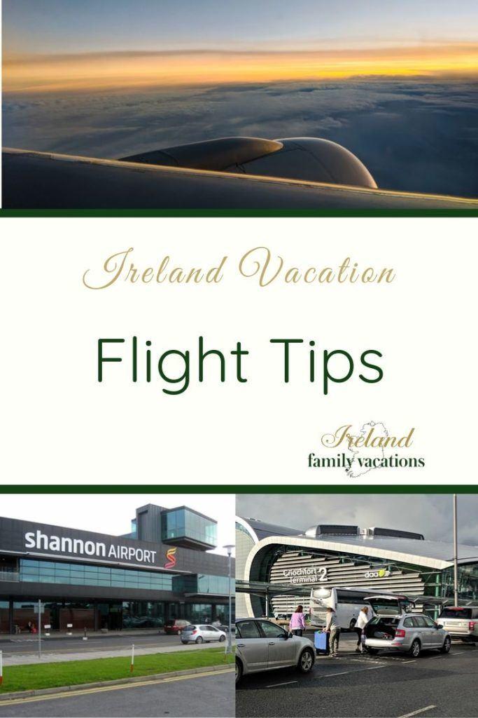 Ireland Vacation Flight Tips