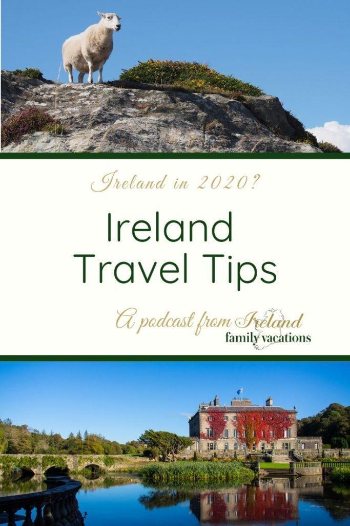 Ireland travel tips 2020