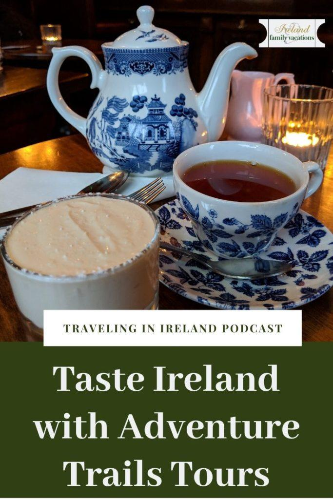 Adventure Trails Tours - Irish Food Trail tour of Dublin or Galway
