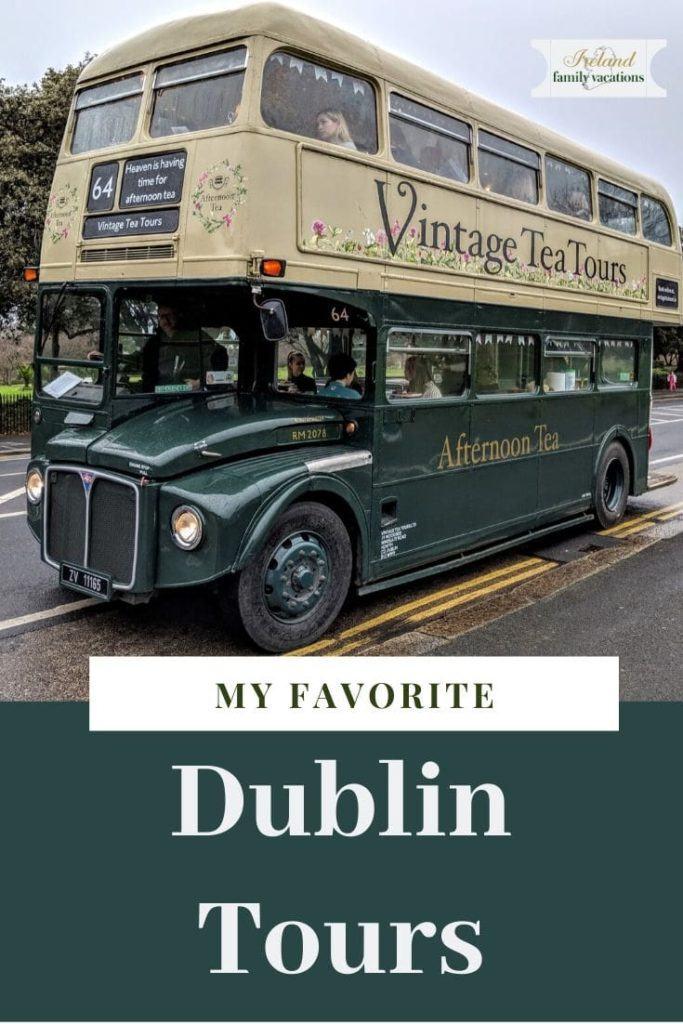 my favorite Dublin tours
