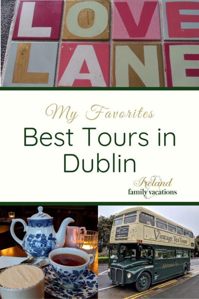 best tours in Dublin