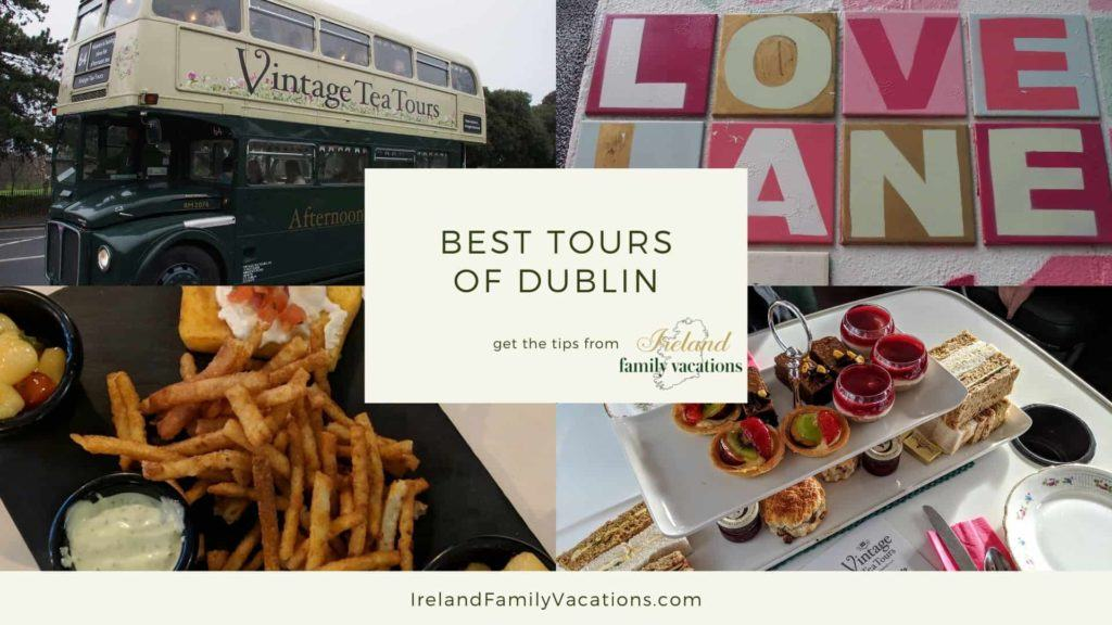 the best tours in Dublin