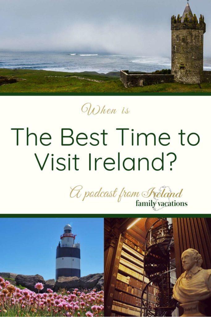 Views of Ireland.