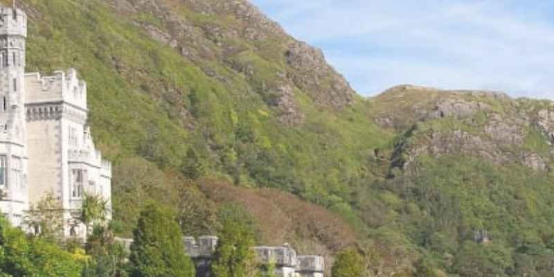 Exploring Kylemore Abbey in Connemara, County Galway
