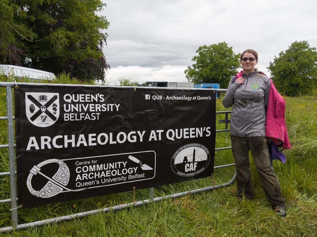 Queens University Belfast Archaeological Field School
