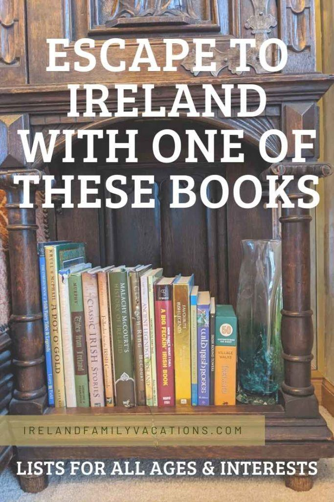 books about Ireland