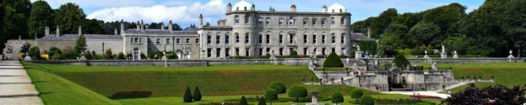 Powerscourt House & Gardens, County Wicklow, Ireland