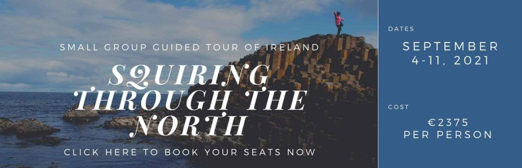 Northern Ireland guided tour