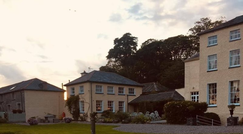 Caring for Clonacody House | Traveling in Ireland Podcast Episode 105