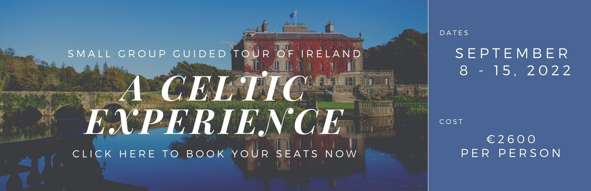guided tour of Ireland